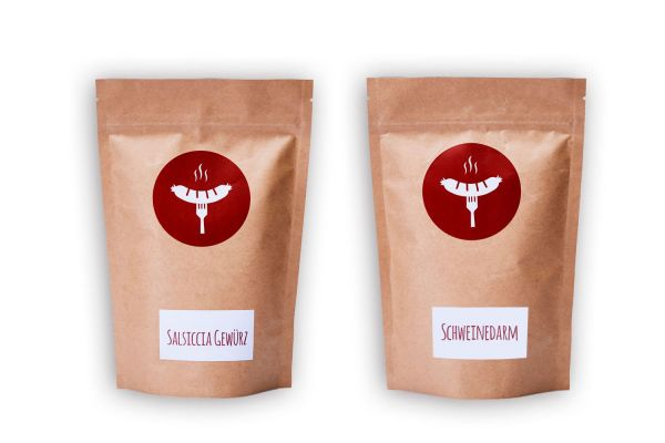WAYL-Paket Salsiccia (Gewürz + Naturdarm)
