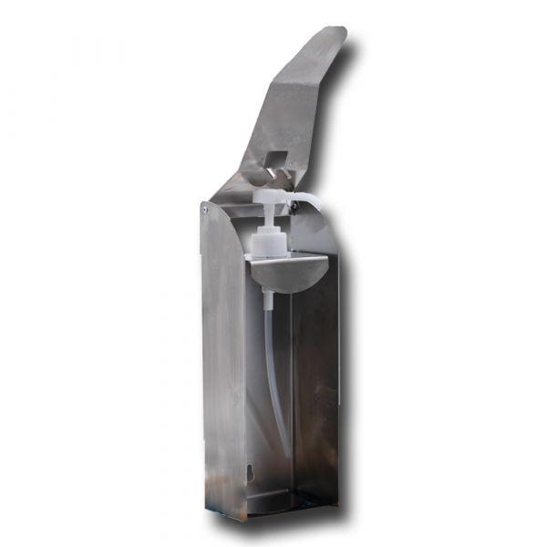 Fuduu - Edelstahl Desinfektionsspender, stabile Ausführung